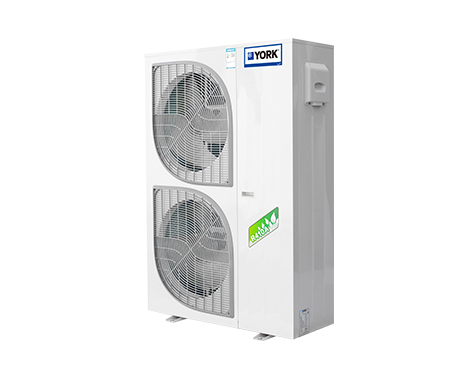 约克超低温全变频热泵机组YVAG