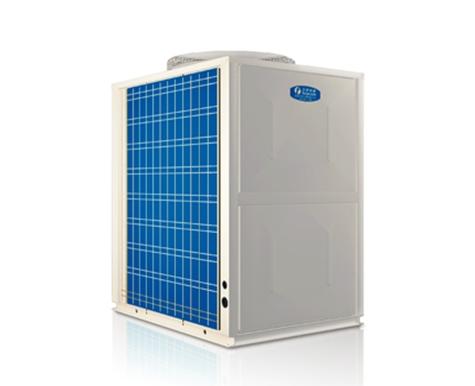 超低温强热型循环加热空气源热泵热水机(一体机)KFXRS-38ⅡB/2-(x)a